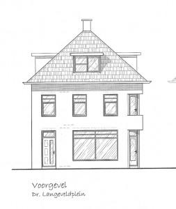 Nieuwbouw tekenening1